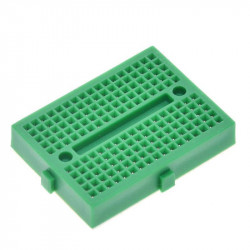BREADBOARD MINI - GREEN