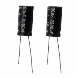 ELECTROLYTIC CAP 16V 2200UF...
