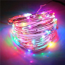 LED STRING LIGHT, RGB, 5V...
