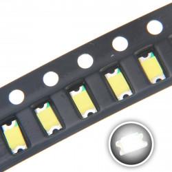 LED 1206 SMD, COLD WHITE