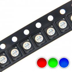 LED 1210 SMD, RGB