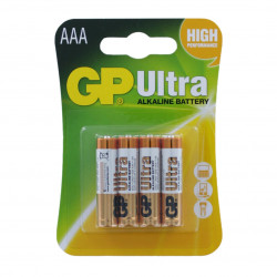BATTERIES, GP AAA ULTRA...