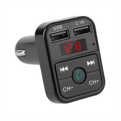 BLUETOOTH FM TRANSMITTER...