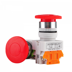 PUSH BUTTON SWITCH 1NO/1NC...