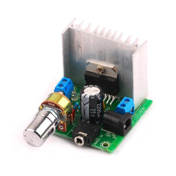 TDA7297 STEREO AMPLIFIER...