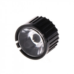LED LENS - 15 DEGREE, w/HOLDER