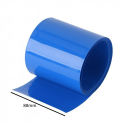 PVC HEAT SHRINK TUBE, 88MM,...