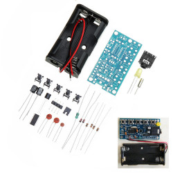 FM RECEIVER KIT, 76-108MHZ,...