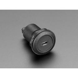 PANEL MOUNT, USB MICRO (F)...