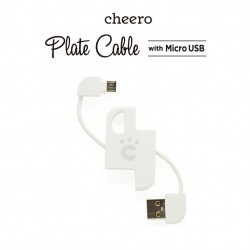 CHEERO PLATE CABLE WITH...