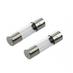 FUSE, SLOW, 1.5A, 6X32MM, 2PCS