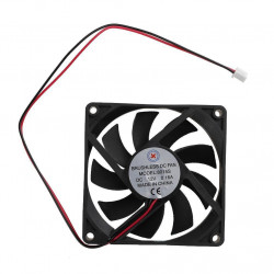 FAN 60X60X10MM DC12V 0.16A...