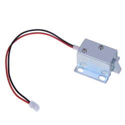 MINI 12V SOLENOID LOCK, 350MA
