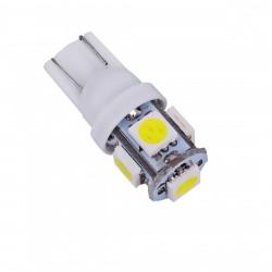 LED T10- 5050-5LED WHITE...