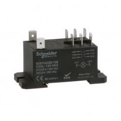 POWER RELAY, 92S11D22D-24,...