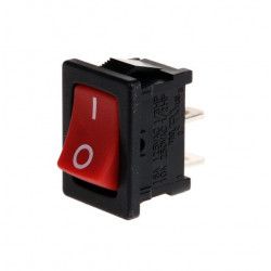 ROCKER SWITCH ON-OFF (RED...