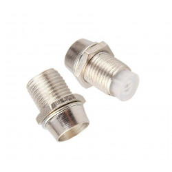 LED HOLDER 3MM METAL 2PCS