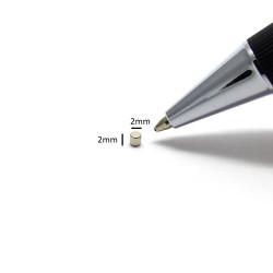 MAGNET DISC NEODYMIUM D2X2MM