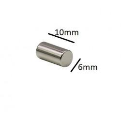 MAGNET CYLINDER D6 X H10MM