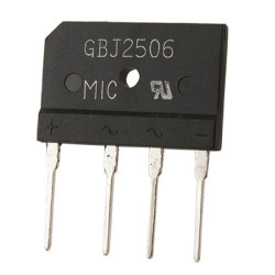 BRIDGE RECTIFIER 600V 25A...