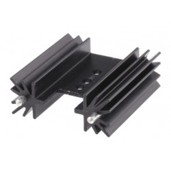 "HEAT SINK TO-220 1.38""L x..."