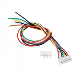 JUMPER WIRE, JST, PH, 7PIN,...