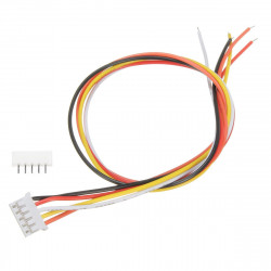 JUMPER WIRE, JST, PH, 5PIN,...