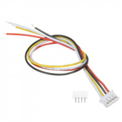 JUMPER WIRE, JST, PH, 4PIN,...