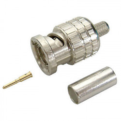 CANARE BNC CONNECTOR 75OHM,...