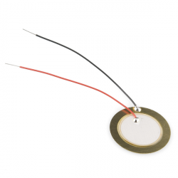 PIEZO ELEMENT W/WIRE...