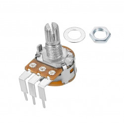 POTENTIOMETER B50K W/...