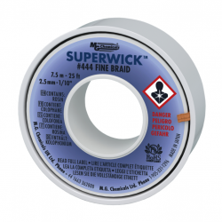 MG SUPER WICK 0.1IN - 25FT...