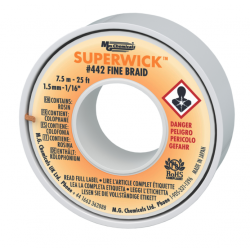 MG SUPER WICK 0.05IN - 25FT...