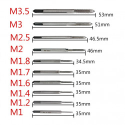 TOOL KIT, HAND TAP SCREW...
