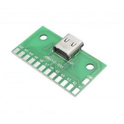USB 3.1 TYPE C FEMALE BREAKOUT