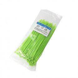 CABLE TIE, 150X3MM, LIME...