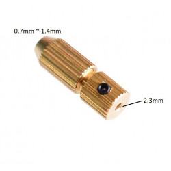 MINI HAND HELD DRILL CHUCK BIT