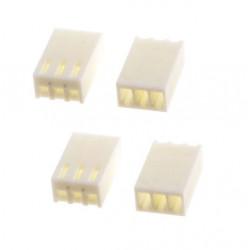 3WAY SOCKET (F) 3.96MM 4PCS