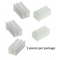 2WAY SOCKET (F) 3.96MM 5PCS