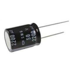 ELECTROLYTIC CAP 50V 2200UF
