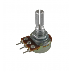 POTENTIOMETER 500K(B) 16MM...