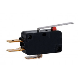 MICRO SWITCH, SPDT, 12A,...