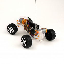 DIY REMOTE CONTROL CAR...