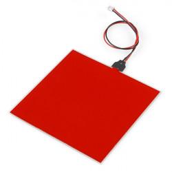 EL PANEL - RED (10 X 10CM)