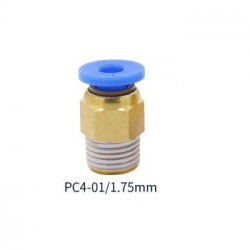 PC4-01 PNEUMATIC CONNECTOR...