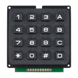 KEYPAD - 16 BUTTON