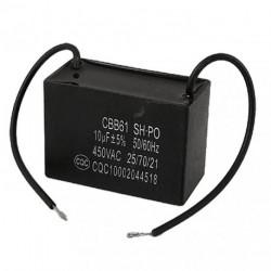 FAN CAP 450VAC, 0.47UF, CBB61