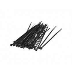 """CABLE TIE 3.15"""" GT-80MB BLK..."""