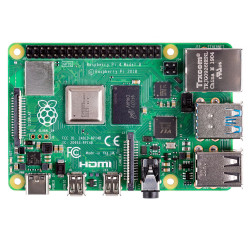 RASPBERRY PI 4 MODEL B, 8GB...