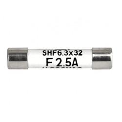 FUSE CERAMIC 500V 16A,...